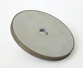 Grinding wheels for carbide