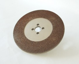 Grinding wheels for springs