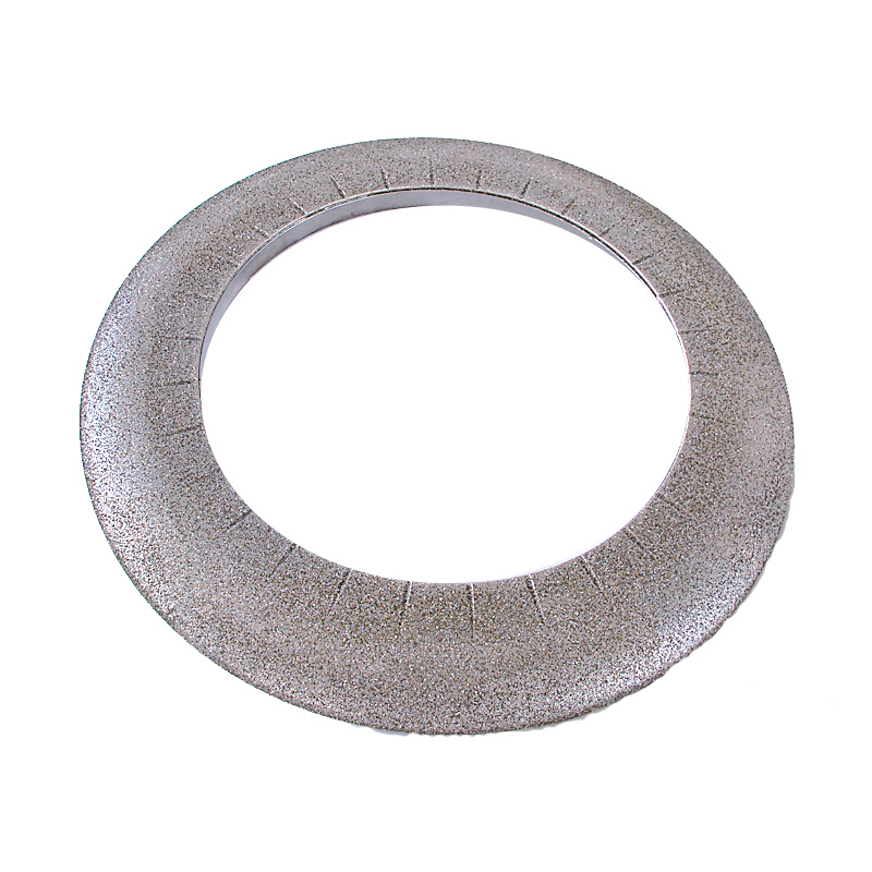 Cup wheels for flat grinding